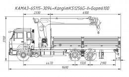 ����� 65115 � ��� Kanglim KS1256G-II